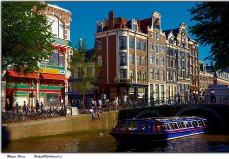 ダイヤモンドカッティングセンター:アムステルダム