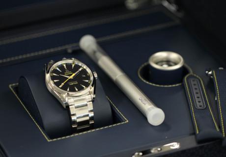 時計ケース オメガ シーマスター・アクアテラ ジェームズ・ボンド限定 231.10.42.21.03.004