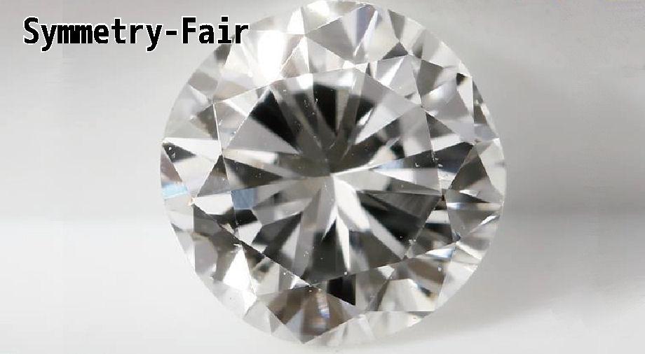ダイヤモンドシンメトリー(対称性)フェアFair