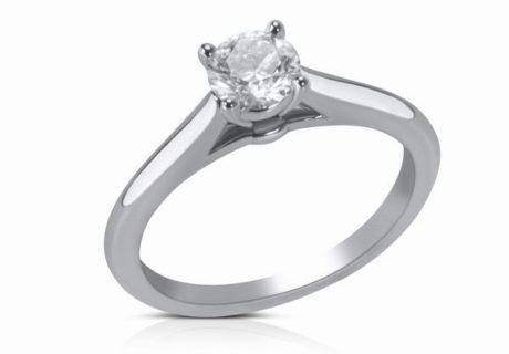 カルティエ ソリティア 婚約指輪